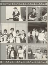 1985 East Chambers High School Yearbook Page 212 & 213