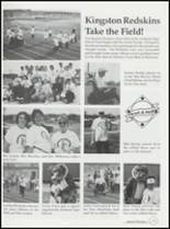 1999 Kingston High School Yearbook Page 72 & 73