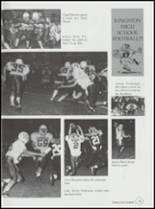 1999 Kingston High School Yearbook Page 112 & 113