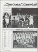 1999 Kingston High School Yearbook Page 120 & 121