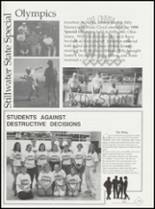 1999 Kingston High School Yearbook Page 206 & 207
