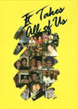 1992 Yearbook Woodruff High School