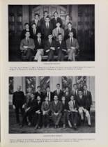 1961 St. Paul's School Yearbook Page 50 & 51