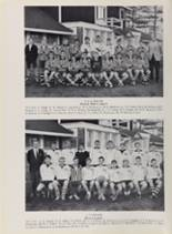 1961 St. Paul's School Yearbook Page 68 & 69