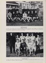 1961 St. Paul's School Yearbook Page 70 & 71