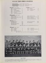 1961 St. Paul's School Yearbook Page 74 & 75