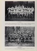 1961 St. Paul's School Yearbook Page 86 & 87