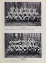 1961 St. Paul's School Yearbook Page 90 & 91