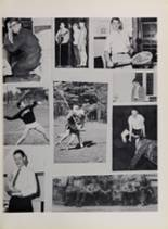 1961 St. Paul's School Yearbook Page 96 & 97