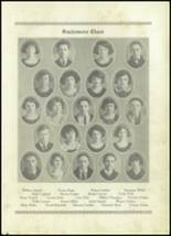 1924 Shiloh High School Yearbook Page 14 & 15