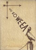 1953 Yearbook St. Petersburg High School