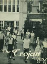 1953 Yearbook Beloit High School
