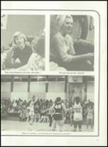 1977 Brunswick High School Yearbook Page 16 & 17
