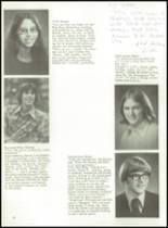 1977 Brunswick High School Yearbook Page 34 & 35