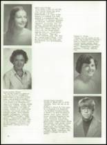 1977 Brunswick High School Yearbook Page 54 & 55