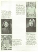 1977 Brunswick High School Yearbook Page 76 & 77