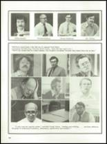 1977 Brunswick High School Yearbook Page 104 & 105