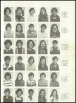 1977 Brunswick High School Yearbook Page 128 & 129