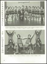 1977 Brunswick High School Yearbook Page 154 & 155
