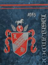 1983 Yearbook Laurel Highlands High School