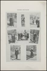 1918 Mediapolis High School Yearbook Page 12 & 13