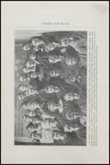 1918 Mediapolis High School Yearbook Page 22 & 23