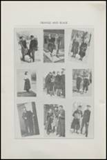 1918 Mediapolis High School Yearbook Page 32 & 33