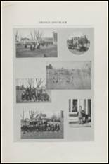 1918 Mediapolis High School Yearbook Page 34 & 35