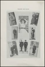 1918 Mediapolis High School Yearbook Page 36 & 37