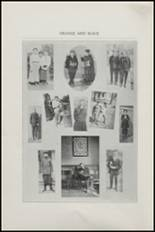 1918 Mediapolis High School Yearbook Page 40 & 41