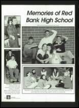 1999 Red Bank High School Yearbook Page 80 & 81