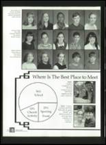 1999 Red Bank High School Yearbook Page 136 & 137