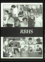 1999 Red Bank High School Yearbook Page 188 & 189