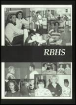 1999 Red Bank High School Yearbook Page 242 & 243