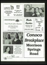 1999 Red Bank High School Yearbook Page 296 & 297