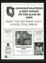 1999 Red Bank High School Yearbook Page 306 & 307