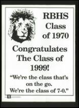 1999 Red Bank High School Yearbook Page 318 & 319