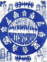 1997 Yearbook Marshall Alternative High School