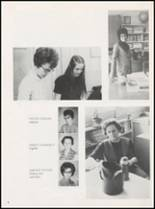 1973 Harmony Grove High School Yearbook Page 12 & 13