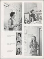 1973 Harmony Grove High School Yearbook Page 14 & 15