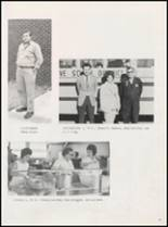 1973 Harmony Grove High School Yearbook Page 16 & 17