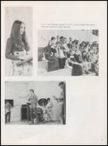 1973 Harmony Grove High School Yearbook Page 20 & 21