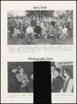 1973 Harmony Grove High School Yearbook Page 24 & 25