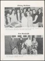 1973 Harmony Grove High School Yearbook Page 28 & 29