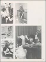 1973 Harmony Grove High School Yearbook Page 32 & 33