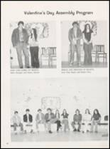 1973 Harmony Grove High School Yearbook Page 36 & 37