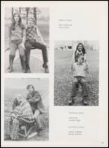 1973 Harmony Grove High School Yearbook Page 40 & 41