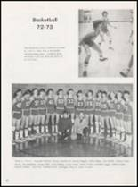 1973 Harmony Grove High School Yearbook Page 46 & 47