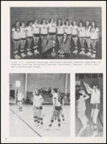 1973 Harmony Grove High School Yearbook Page 48 & 49
