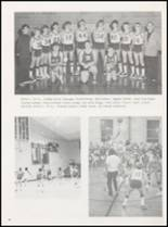 1973 Harmony Grove High School Yearbook Page 50 & 51